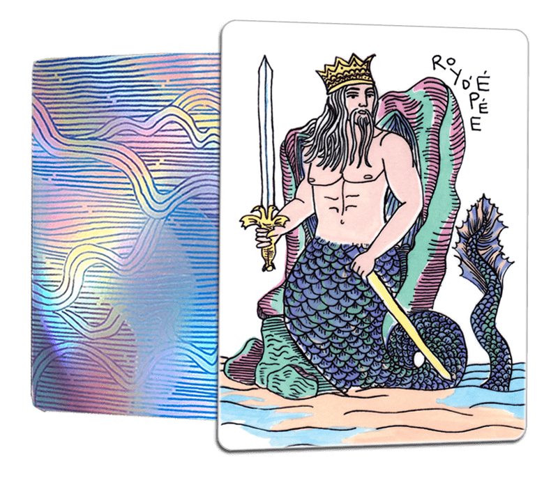 Mermaid Tarot Deck